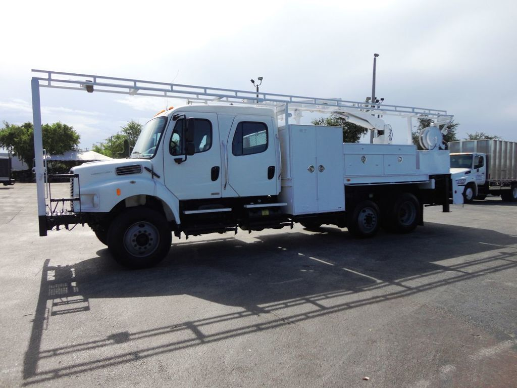 2009 Freightliner BUSINESS CLASS M2 31FT CRANE, STELLAR 60MH 6000LB..CREWCAB HD - 19193683 - 4