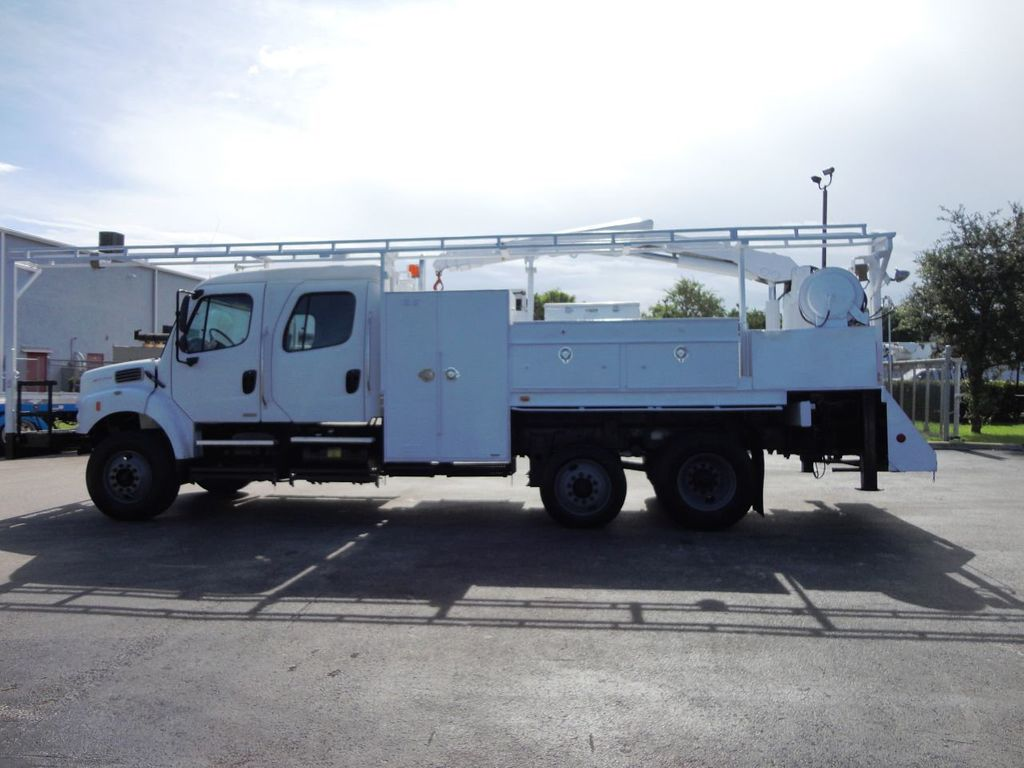 2009 Freightliner BUSINESS CLASS M2 31FT CRANE, STELLAR 60MH 6000LB..CREWCAB HD - 19193683 - 5