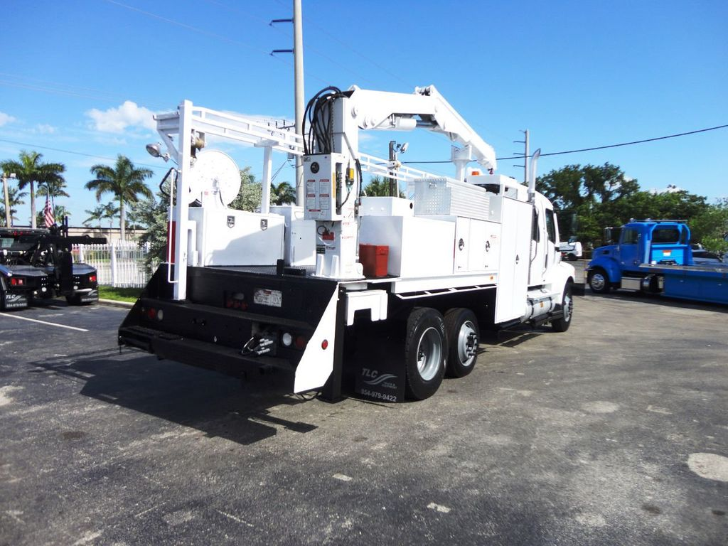 2009 Freightliner BUSINESS CLASS M2 31FT CRANE, STELLAR 60MH 6000LB..CREWCAB HD - 19193683 - 8