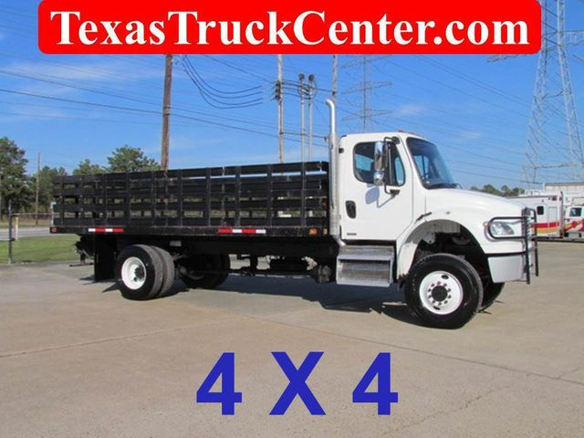 Dealer Video - 2009 Freightliner Business Class M2 106 Flatbed - 13954106