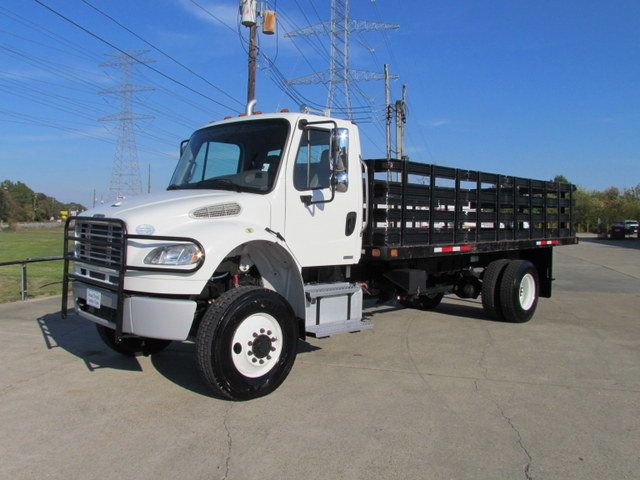2009 Freightliner Business Class M2 106 Flatbed - 13954106 - 3