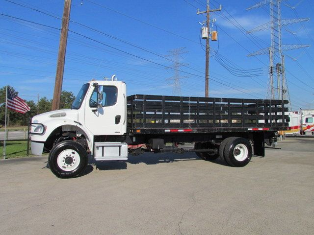 2009 Freightliner Business Class M2 106 Flatbed - 13954106 - 4