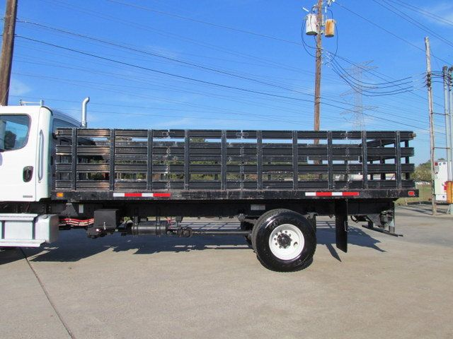 2009 Freightliner Business Class M2 106 Flatbed - 13954106 - 5