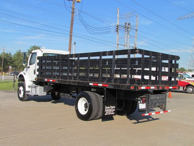 2009 Freightliner Business Class M2 106 Flatbed - 13954106 - 6