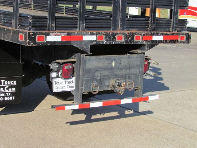 2009 Freightliner Business Class M2 106 Flatbed - 13954106 - 7