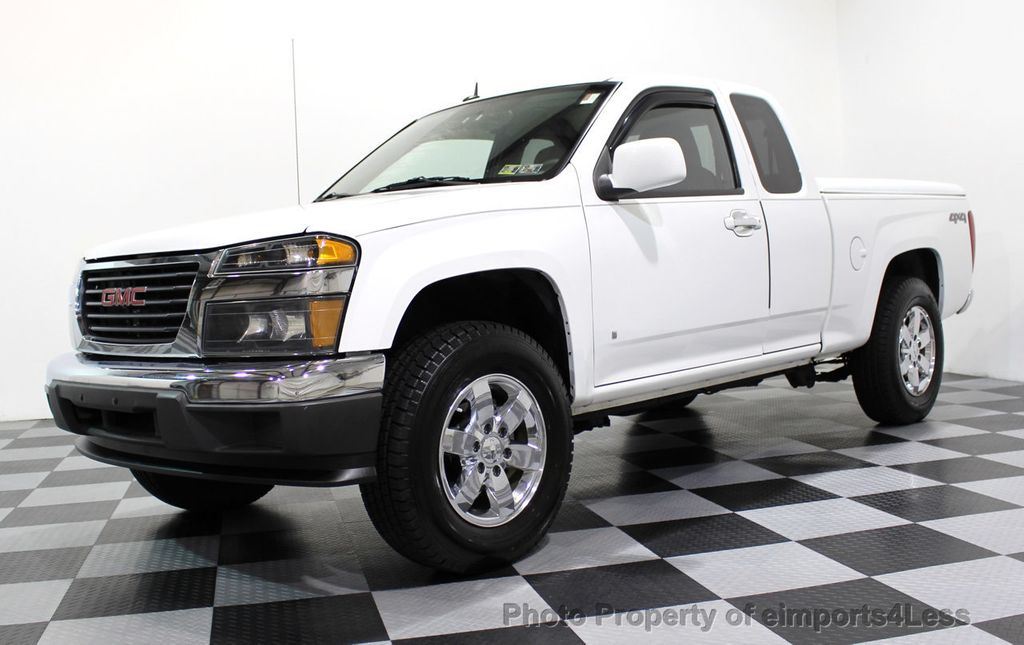 2009 GMC Canyon CANYON SLE 4X4 EXTENDED CAB  - 16836230 - 11