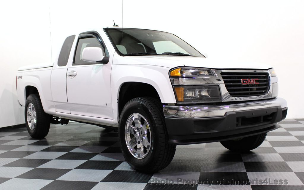 2009 GMC Canyon CANYON SLE 4X4 EXTENDED CAB  - 16836230 - 12