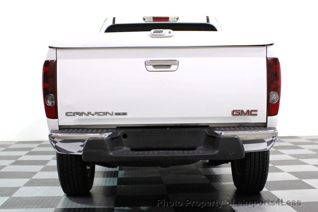 2009 GMC Canyon CANYON SLE 4X4 EXTENDED CAB  - 16836230 - 14