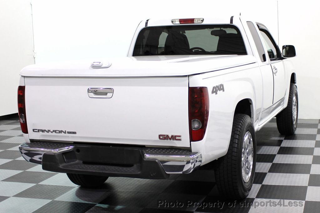 2009 GMC Canyon CANYON SLE 4X4 EXTENDED CAB  - 16836230 - 15