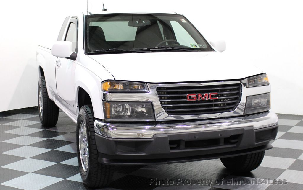 2009 GMC Canyon CANYON SLE 4X4 EXTENDED CAB  - 16836230 - 1