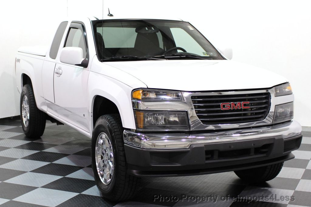 2009 GMC Canyon CANYON SLE 4X4 EXTENDED CAB  - 16836230 - 25