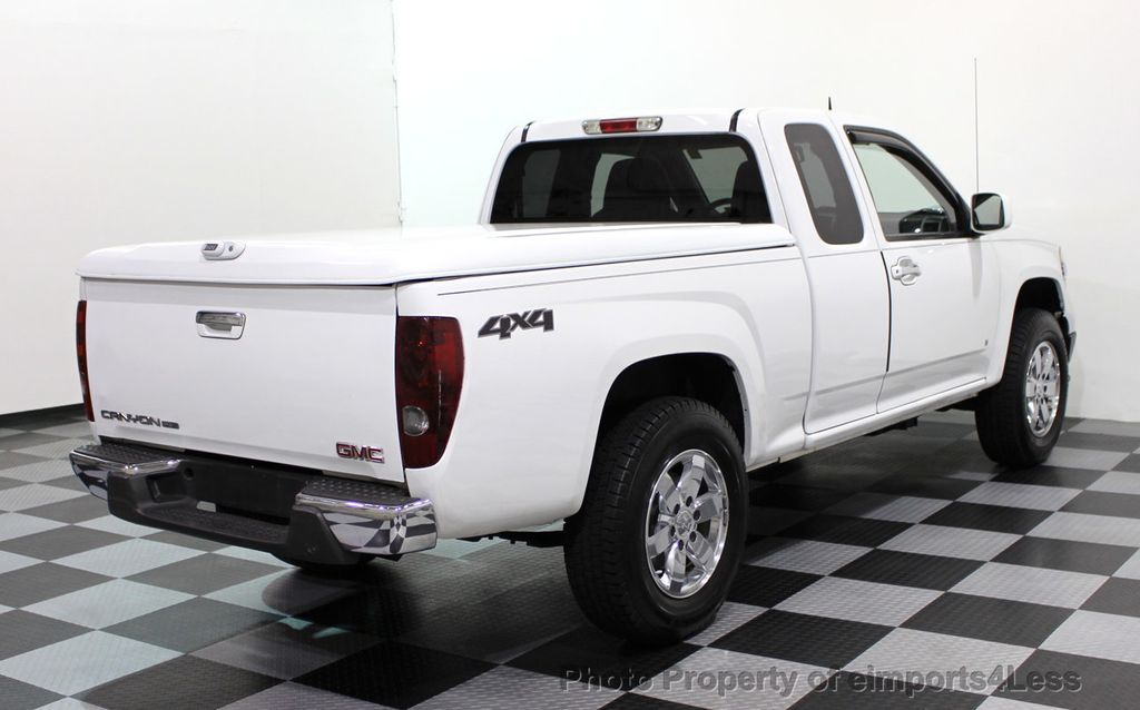 2009 GMC Canyon CANYON SLE 4X4 EXTENDED CAB  - 16836230 - 3