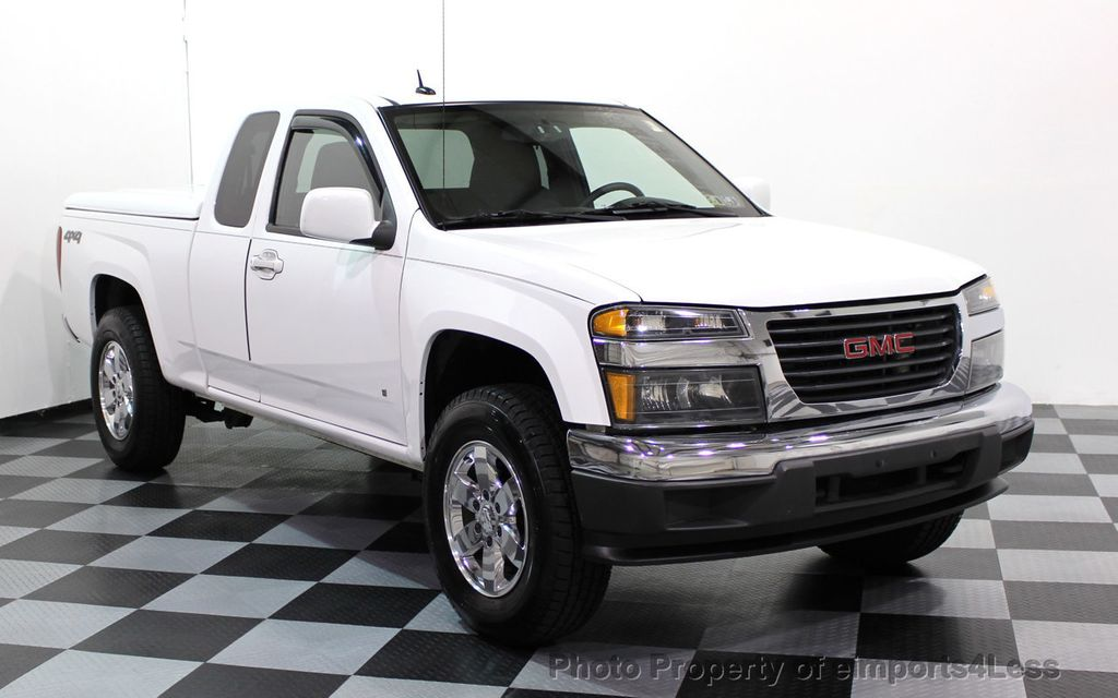 2009 GMC Canyon CANYON SLE 4X4 EXTENDED CAB  - 16836230 - 42