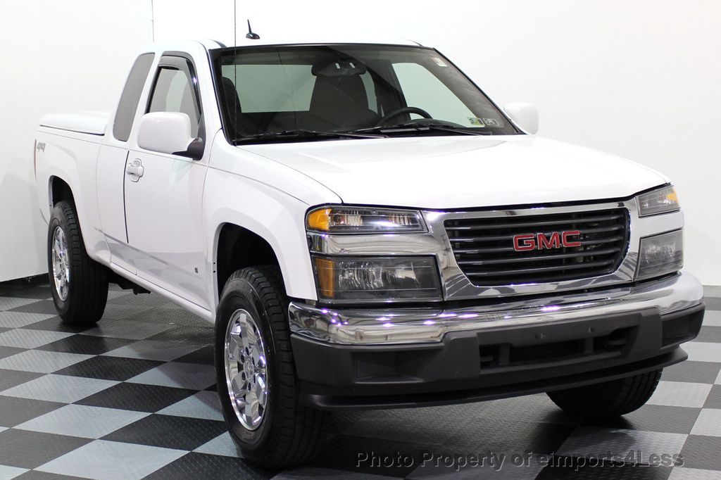 2009 used gmc canyon canyon sle 4x4 extended cab at eimports4less serving doylestown bucks. Black Bedroom Furniture Sets. Home Design Ideas