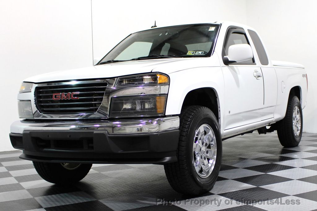 2009 GMC Canyon CANYON SLE 4X4 EXTENDED CAB  - 16836230 - 49