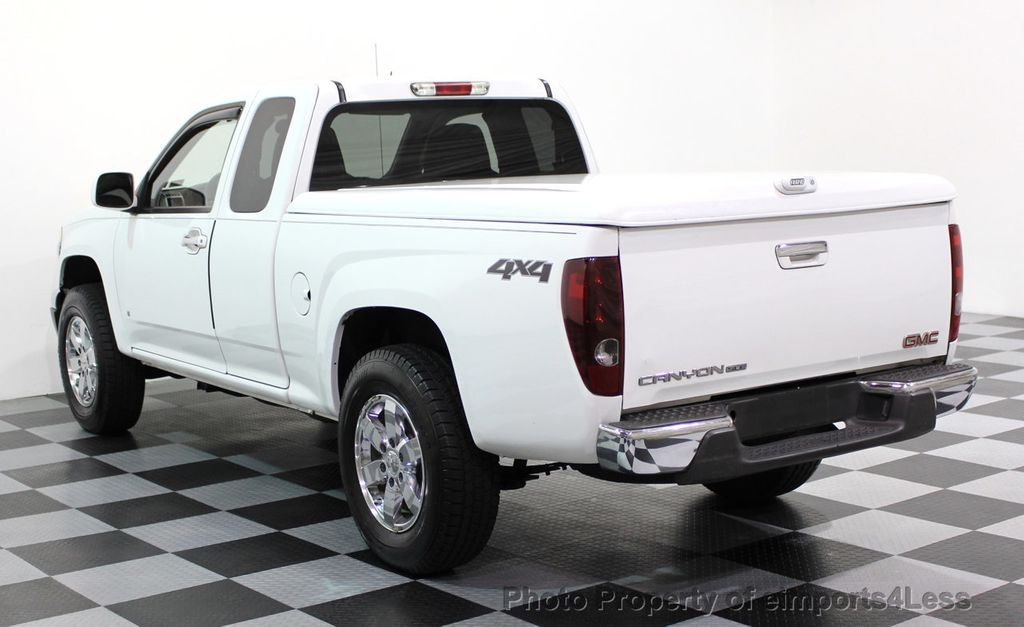 2009 GMC Canyon CANYON SLE 4X4 EXTENDED CAB  - 16836230 - 50