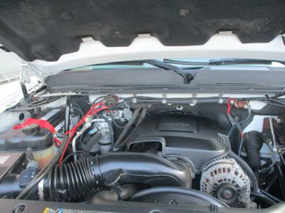 2009 GMC Sierra 2500HD  UTILITY BODY - Click to see full-size photo viewer