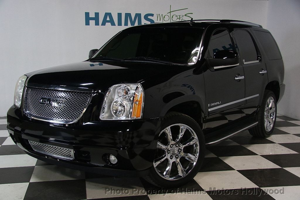2009 Used Gmc Yukon Denali At Haims Motors Ft Lauderdale