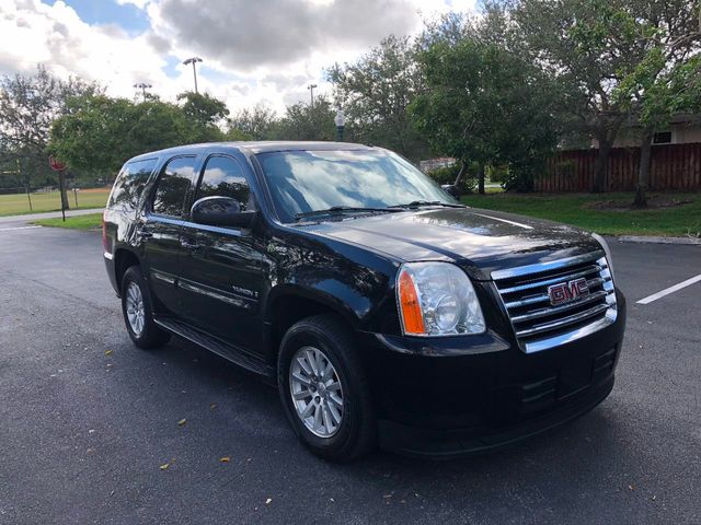 2009 GMC Yukon Hybrid 2WD 4dr - Click to see full-size photo viewer