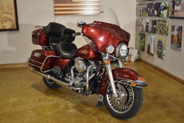 Details about 2009 Harley-Davidson Touring ELECTRAGLIDE CLASSIC