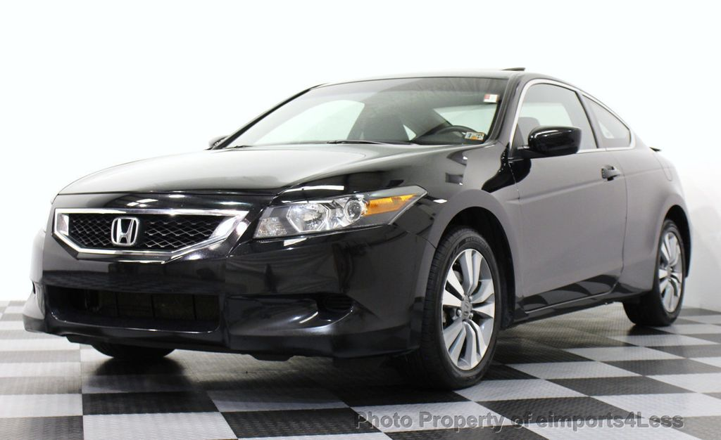 2009 used honda accord coupe 2dr i4 manual ex at. Black Bedroom Furniture Sets. Home Design Ideas