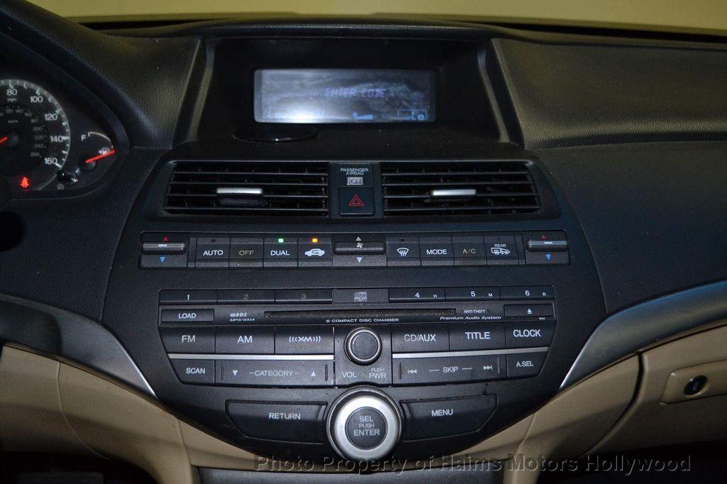 2009 Honda Accord Coupe 2dr V6 Automatic EX L   13470413   14