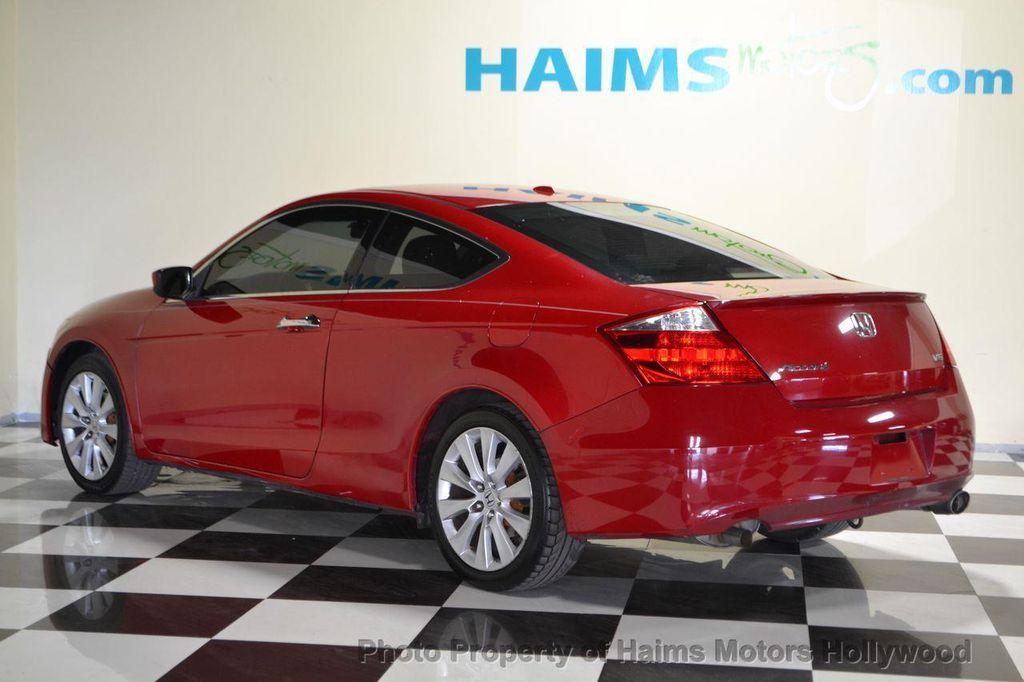 2009 Honda Accord Coupe 2dr V6 Automatic EX L   13470413   5