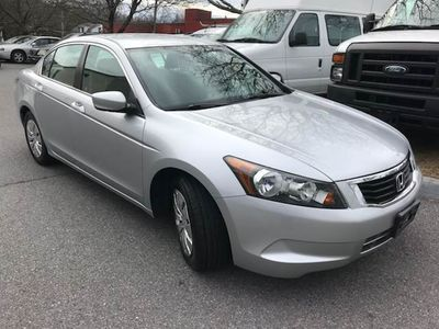 2009 Honda Accord Sedan 4dr I4 Automatic LX