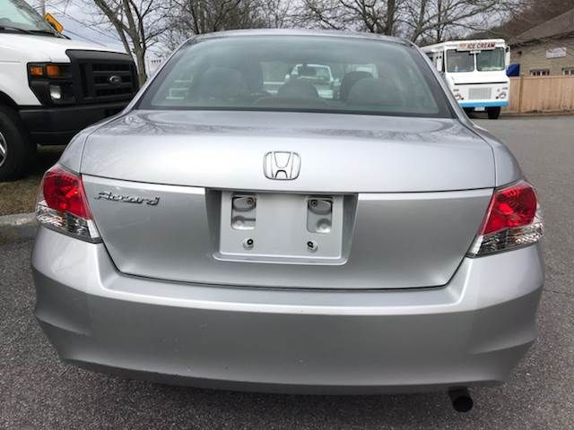 2009 Honda Accord Sedan 4dr I4 Automatic LX Sedan   1HGCP26359A077400   1