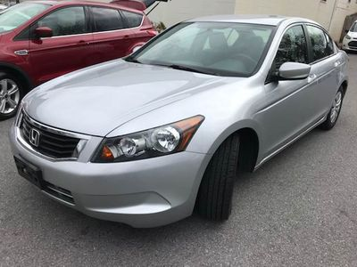 2009 Honda Accord Sedan 4dr I4 Automatic LX - Click to see full-size photo viewer