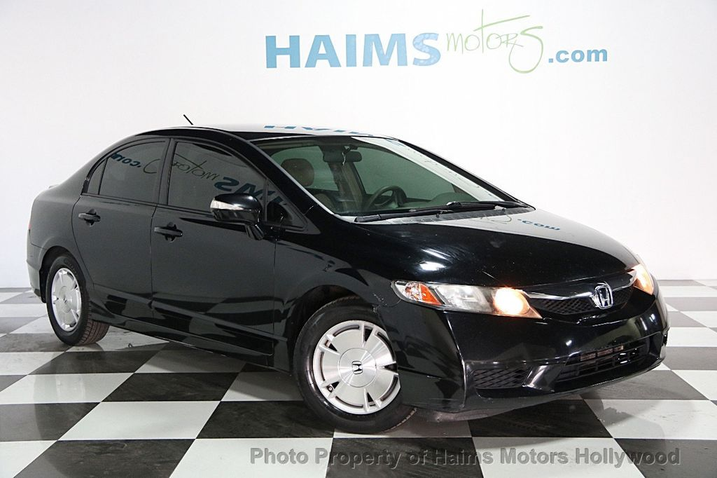 Wonderful 2009 Honda Civic Hybrid 4dr Sedan   15298604   2