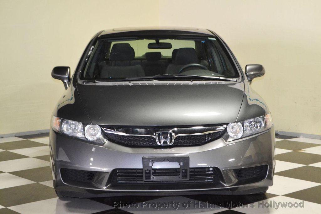 2009 Used Honda Civic Sedan 4dr Automatic Ex At Haims Motors Serving