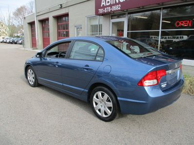 2009 Honda Civic Sedan 4dr Automatic LX - Click to see full-size photo viewer