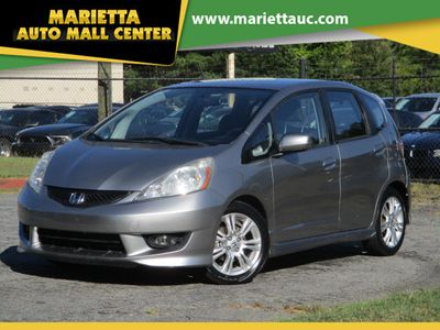 2009 Honda Fit 5dr Hatchback Automatic Sport
