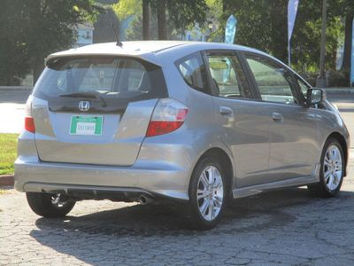 2009 Honda Fit 5dr Hatchback Automatic Sport - Click to see full-size photo viewer