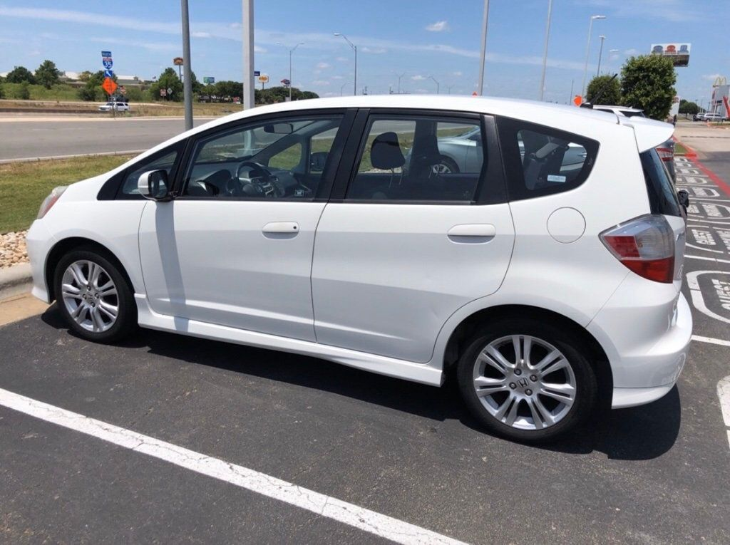 2009 Used Honda Fit 5dr Hatchback Manual Sport At Round Manual Guide