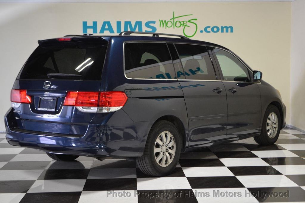 2009 Used Honda Odyssey 5dr Ex L At Haims Motors Serving Fort