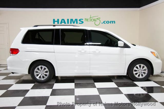 2009 Used Honda Odyssey 5dr Ex L Wres At Haims Motors Serving Fort