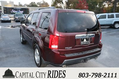 2009 Honda Pilot 2WD 4dr EX-L - Click to see full-size photo viewer
