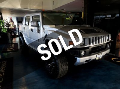 2009 HUMMER H2 4WD 4dr SUT Luxury SUV