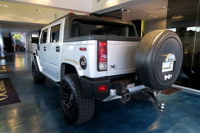 2009 HUMMER H2 4WD 4dr SUT Luxury - Click to see full-size photo viewer
