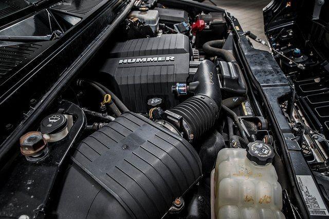 2009 HUMMER H2 4WD 4dr SUV - 18098284 - 17
