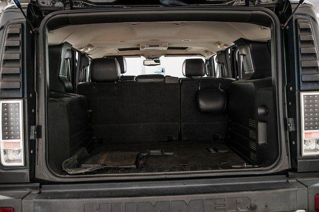 2009 HUMMER H2 4WD 4dr SUV - 18098284 - 36