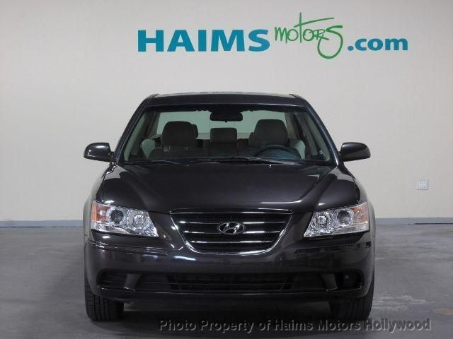 2009 Used Hyundai Sonata 4dr Sdn I4 Auto Gls At Haims