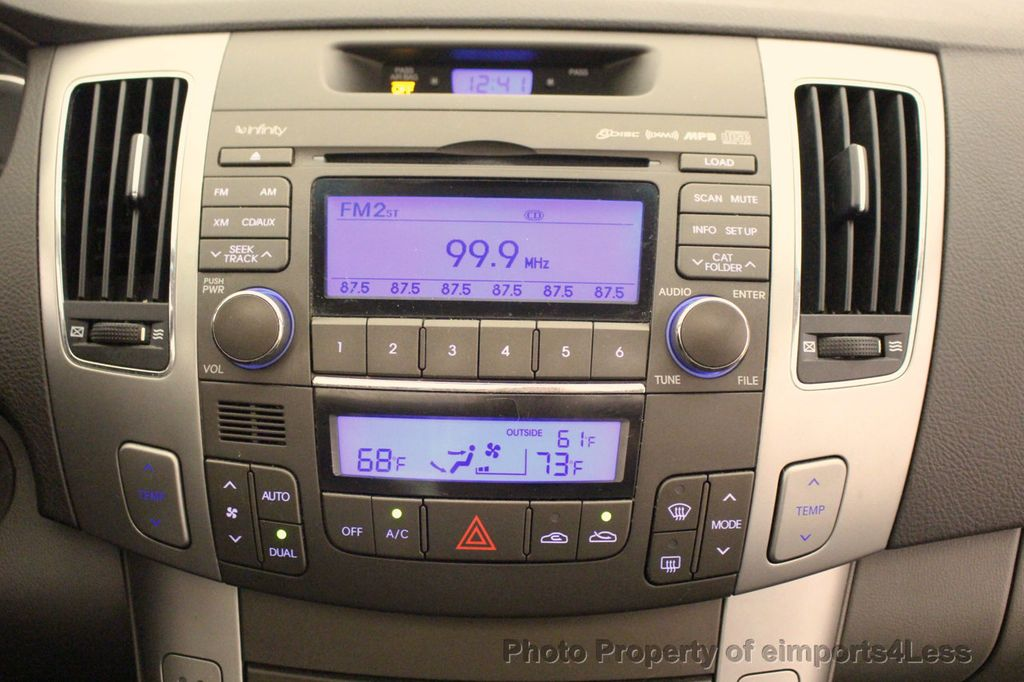 2009 Hyundai Sonata CERTIFIED SONATA LIMITED - 18130107 - 9