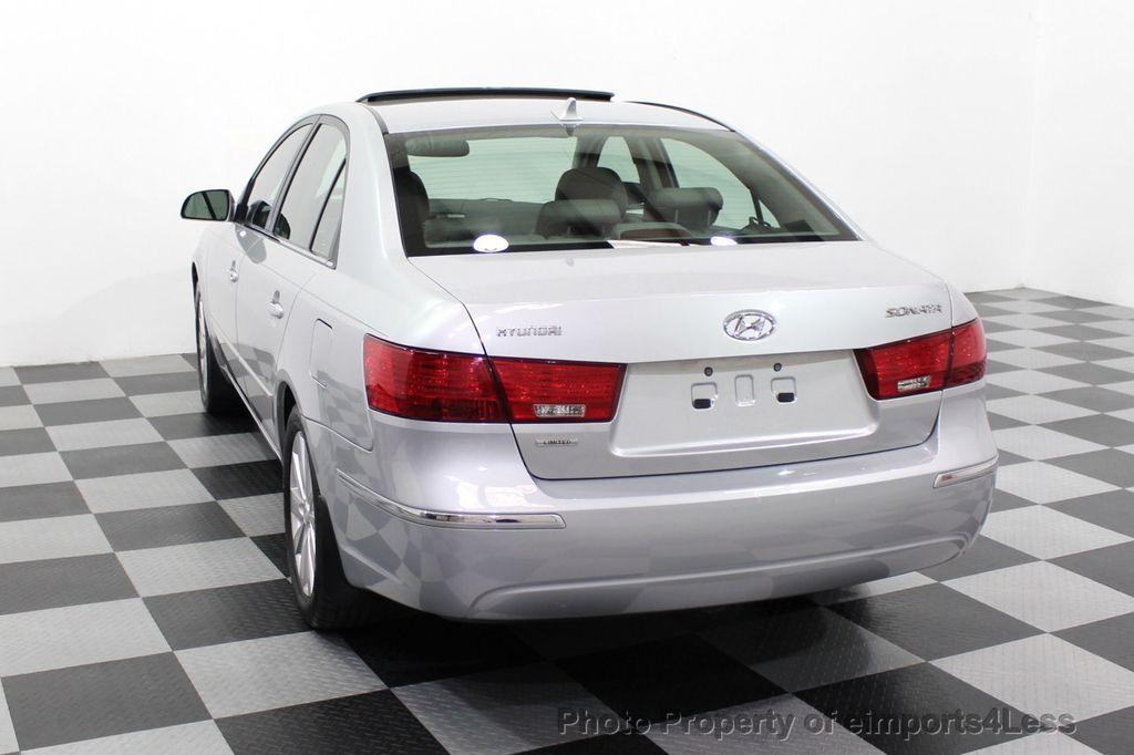 2009 Hyundai Sonata CERTIFIED SONATA LIMITED - 18130107 - 15