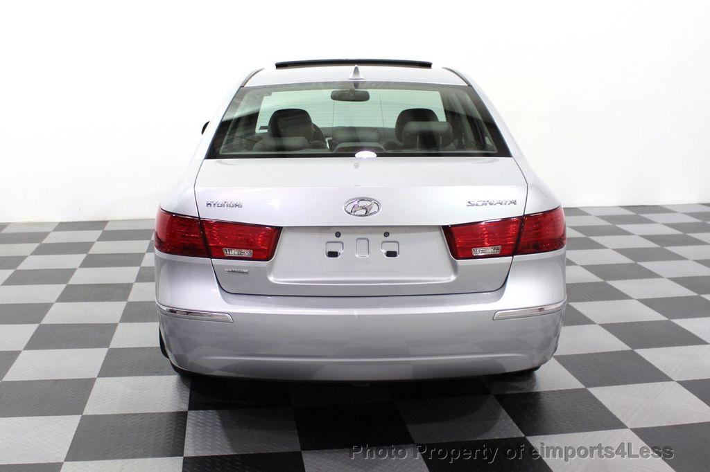2009 Hyundai Sonata CERTIFIED SONATA LIMITED - 18130107 - 16