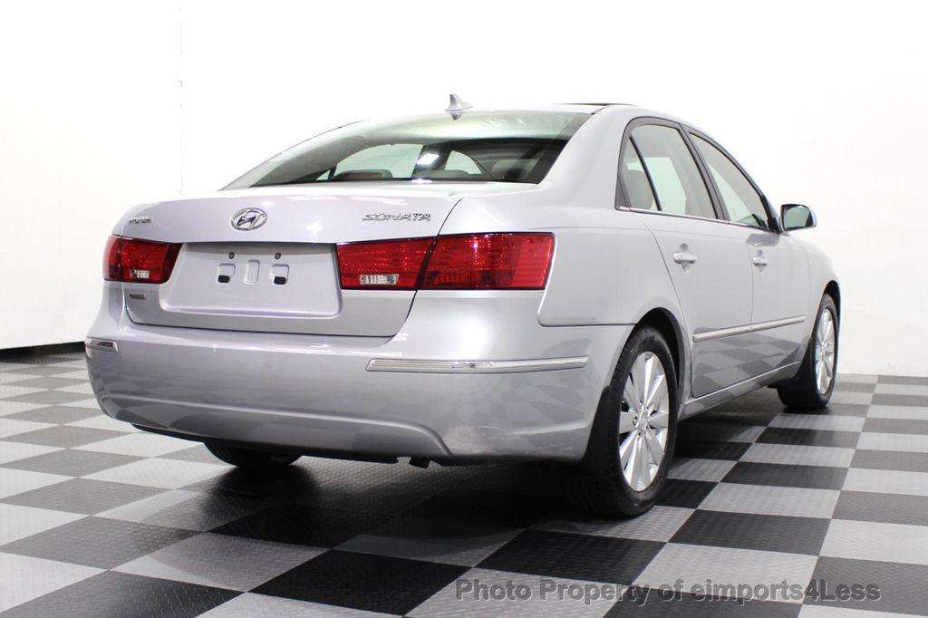 2009 Hyundai Sonata CERTIFIED SONATA LIMITED - 18130107 - 17