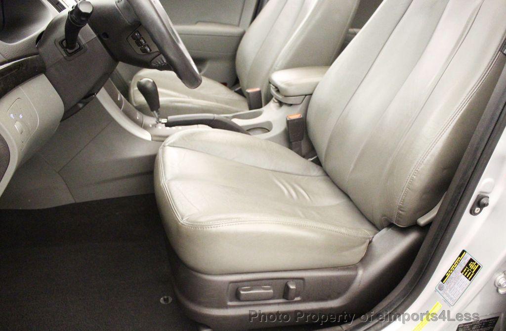 2009 Hyundai Sonata CERTIFIED SONATA LIMITED - 18130107 - 22