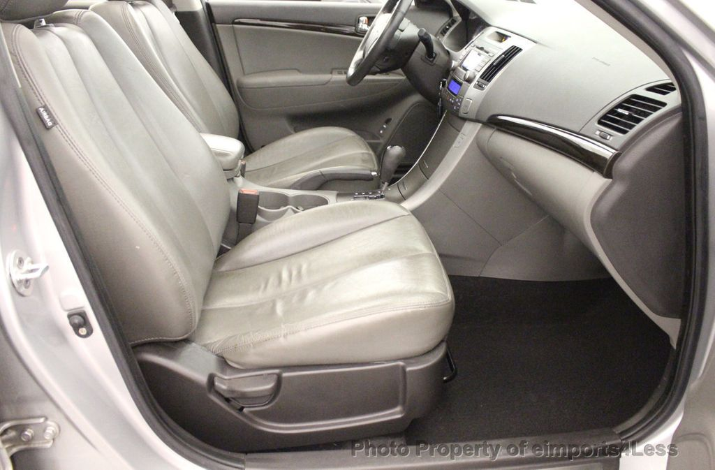 2009 Hyundai Sonata CERTIFIED SONATA LIMITED - 18130107 - 23